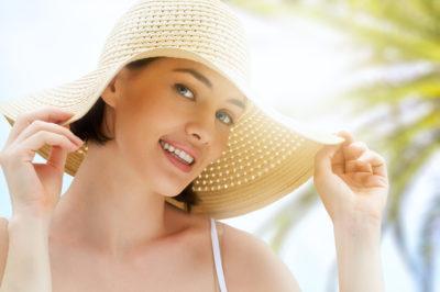 Îngrijirea tenului înainte de expunerea la soare şi după